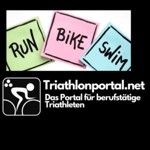 Zeigt das Logo vom Triathlonportal.net