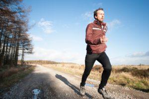 Mehr Kraft beim Laufen