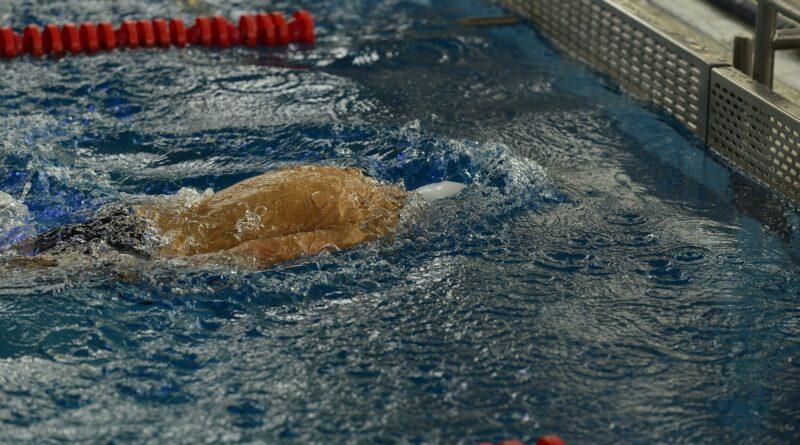 Schwimmer bei de Wende